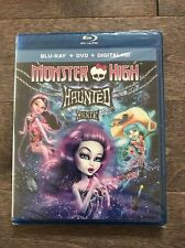 Monster High: Haunted (Blu-ray + DVD + Digital HD, Bilingual)