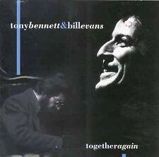 TONY BENNETT & BILL EVANS, Together Again, Remaster, Bonus Tracks, NEW