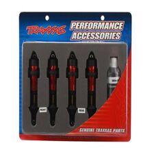 Traxxas 5460R Aluminum GTR Shocks Red (4) Revo/E-Revo/Summit/Slayer/Jato