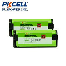 2x NiMH 850mAh 2.4V Cordless Home Battery for Panasonic HHR-P105 HHRP105 TYPE 31
