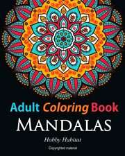 Adult Coloring Books Mandalas With 50 Mandala Lace and Doodle Patterns Relax Fun