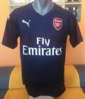 ARSENAL FC 2018/19 Away Football Shirt Trikot Soccer Jersey Camiseta Maillot AFC