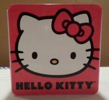 Hello Kitty Digital Watch in Collector's Case Cartoon/Idol Modern Girls Ladies