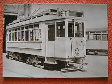 AK Ansichtskarte Postkarte Straßenbahn BVG Berlin Maximum-Drehgestell-Triebwagen