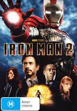 Iron Man 2 * NEW DVD * Robert Downey Jr Scarlett Johansson  Gwyneth Paltrow