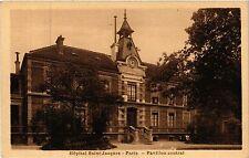 CPA Paris 15e Paris-Hopital Saint-Jacques-Paris-Pavillon central (311498)
