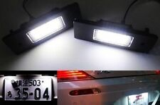 Error Free LED for BMW MINI License Plate Light Kit 63267165735 OEM Replacement