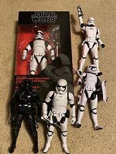 Black Series star wars first order troop builder lot B