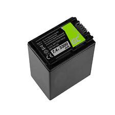 Batería para cámara Sony DCR-SR290E DCR-SR30E DCR-SR32E (3300mAh)