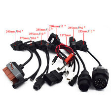 8pcs OBD OBDII Cables For CDP TCS HD Pro Cars Diagnostic Interface Scanner Handy