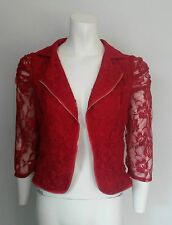 Unbranded Cropped Casual Floral Coats & Jackets for Women