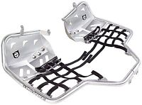 Pro Armor Fat Peg Nerf Bars Heel Guard Plates Foot Pegs Honda TRX450R TRX 400EX