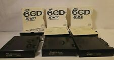 Lot of 3 Jvc Xc-M75 6-Compact Disc Magazine Home or Car use Kenwood compatible