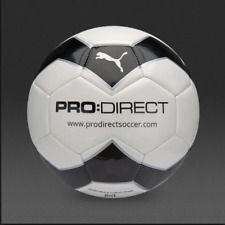 Pro Direct Puma Trainer Football White Black Ball Balón de Fútbol 0d78b4b708bac