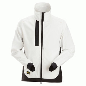 Snickers 1549 AllroundWork, Unlined Stretch Jacket - White