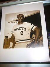 1973 WILLIE STARGELL PITTSBURGH PIRATES 11X14 ORIGINAL PHOTO FROM NEGATIVE