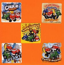 15 Tonka Chuck and Friends Trucks - Large Stickers - Party Favors - Rewards
