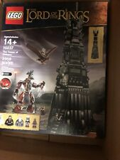LEGO Lord of the Rings The Tower of Orthanc (10237) NIB