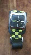 Super Cool Vans  Street Watch Works F50