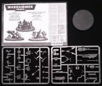 1 Cadian Heavy Weapon Team Warhammer 40k Astra Militarum Imperial Guard AM IG