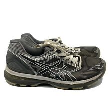 Asics Gel-Nimbus 19 T700N Running Shoes Men's Size 10 Gray 4E Wide