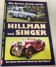 HILLMAN AND SINGER AUTO REVIEW NUMBER 58