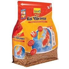 New listing Premium Nutrition Fish and Aquatic Energy Food Tetra Pond Koi Vibrance 2.42 lbs