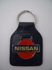 Nice/ Beau Porte Clé / Key Ring NISSAN Cuir Ou Simili (Leather Or Similated) TOP