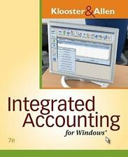 Integrated Accounting for Windows (with Integrated Accounting Software-ExLibrary