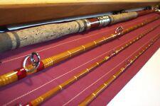 Custom Build: 13ft. Bamboo Spey Fly Rod 7/9 wt. 3/2 Tips w/My Handmade Rod Case