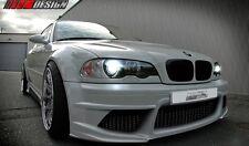 BMW Serie 3 E46 Berlina Paraurti Anteriore Tuning Generation V 98 > 2007 bumper