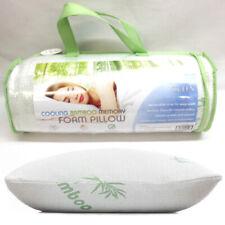 Queen Cooling Bamboo Memory Foam Pillow