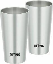 THERMOS Japan Vacuum Insulation Tumbler 300ml 2pcs set stainless steel JDI-300P