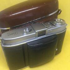 Kodak Retina 1b camera w/ Schneider Xenar lens and case
