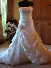 Maggie Sottero Strapless Ball Gown/Duchess Wedding Dresses