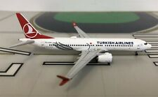 Turkish Airlines Boeing 737 Max-8 TC-LCA 1/400 scale diecast Aeroclassics