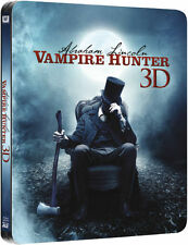 Abraham Lincoln Vampire Hunter 3D - Limited Edition Steelbook (Blu-ray 2D/3D)