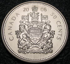 RCM - 2006-p - 50-cents - Coat of Arms - Specimen - Uncirculated