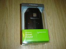 ORIGINE BLACKBERRY CURVE 8900 Téléphone mobile pivotant Holster Neuf + Scellé