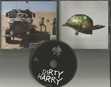 GORILLAZ w/ PHARCYDE Dirty Harry w/ UNRELEASED & REMIX TRK CD single USA Seller