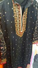 Ladies Churidaar  suits embroidered ready made size 38