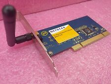 Netgear 54 Mbps Wireless PCI Adapter WG311v3 NOS - New from Old Stock