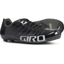 Giro Empire SLX Road Cycling Shoes Size 45 Black/Silver