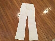 Guess Jeans Modele Size 24 Really Nice Color: Cream