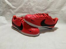 Nike Classic Cortez Premium Shoes Men's Size 7.5 Red Orbit 807480-601