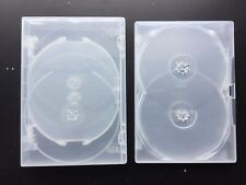 x1 Transparen Jewel DVD Case - X5 Holder - Used, But In Excellent Condition
