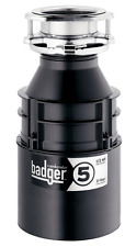 InSinkErator Badger 5 HP Continuous Feed, Heavy Duty Food Garbage Waste Disposal