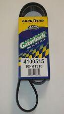 Gatorback 4100515 Poly-V Drive Fan Belt GMC Astro 1969 & International 1998-2003