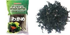 Wel-Pac Fueru Wakame Dried Seaweed 57g ideal for Miso Soup - Salad UK Seller