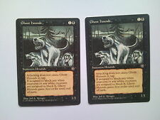 Magic The Gathering - Ghost Hounds - Homelands